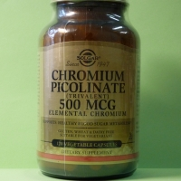 Хрома пиколинат, 500 мкг