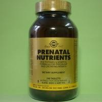 Витамины и минералы для беременных и кормящих