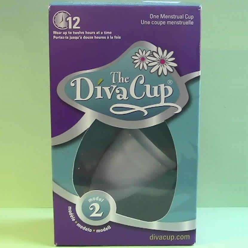 Чаша Diva Cup, модель 2