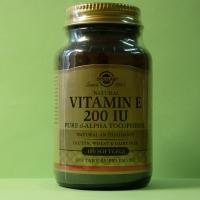 Витамин Е, 200 МЕ